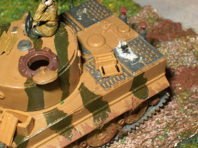 Panzer tigre: