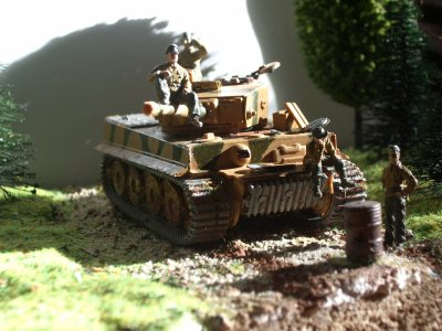 Panzer terminer :