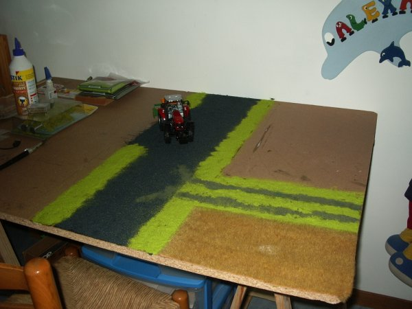 Le grand diorama commence !
