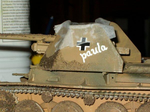 J'ai vachement sali mon char pour qu'il convienne au dio où il sera placé :