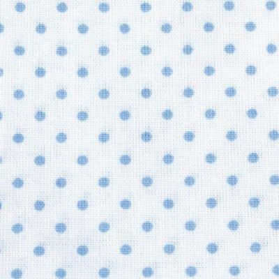 fond bleu clair a pois bleu fonc on ne se rend compte que l 39 on tient quelque chos. Black Bedroom Furniture Sets. Home Design Ideas