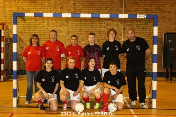 Photo de l'équipe .....