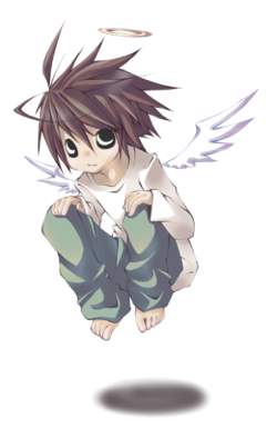 L (alias Ryûzaki)