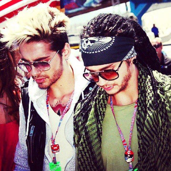 Bill & Tom <3  !