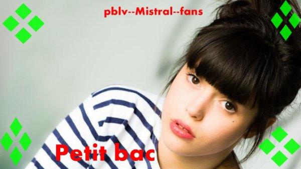 Petit Bac sur pblv--Mistral--fans