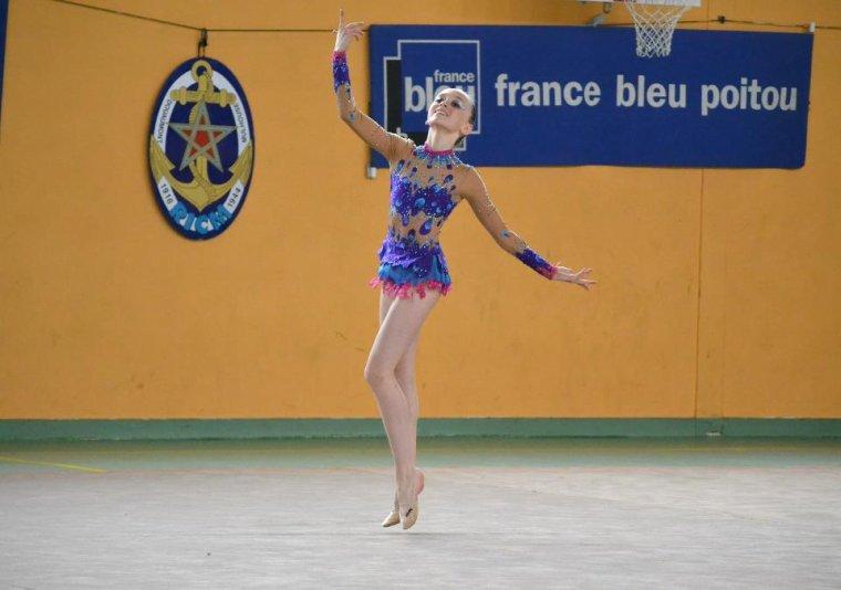 CHAMPIONNAT DE FRANCE ESPOIR 1 ....ALLLEZZZZ CHLOE !!!!!