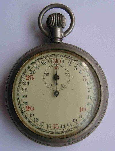 chrono anglais