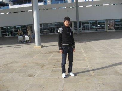 Moi  a Airport  Casa Blanca ( Med 5 )