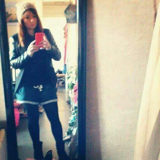 #short #hiver #bonnet #look #tenu