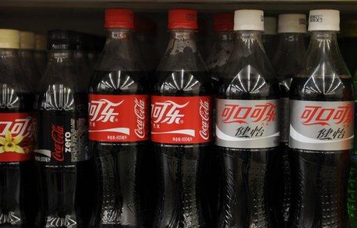 du chlore dans le Coca-Cola
