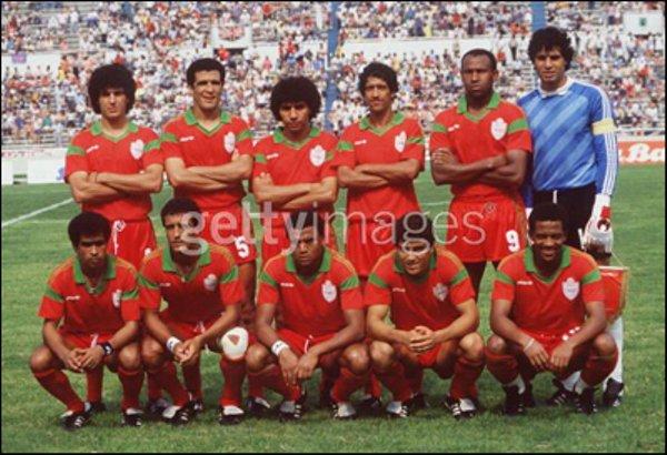 Mexique 1986 les noyaux groupe f fifa worldcup history - Coupe du monde mexique 1986 ...