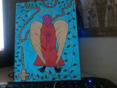 tableau que j'ais peint