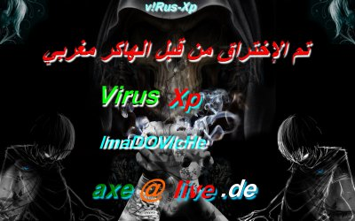 <<>>VirUSXP<<>> ,>>ImADOvITche<<