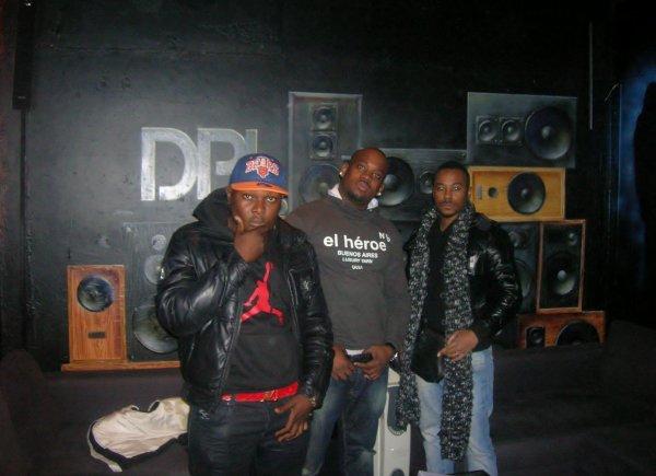 210 boyz au studio
