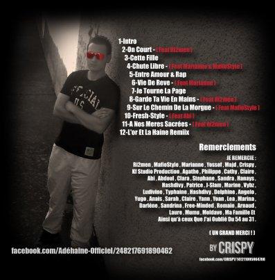 Du Nord Au Sud / Chute Libre Feat MafioStyle & Marianne (2011)