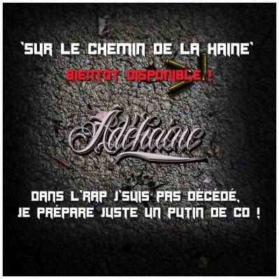Sur Le Chemin De La Haine / Intro De L'album 'Sur Le Chemin De La Haine' (2012)