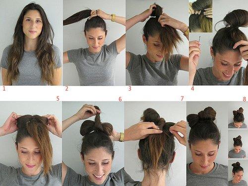 Tuto coiffure *.*