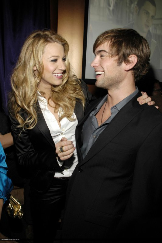 Blake Lively et Chace Crawford