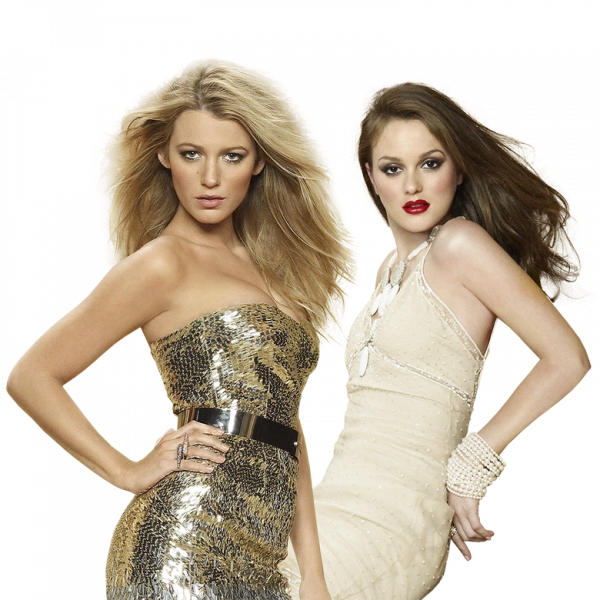 Blake Lively & Leigton Meester