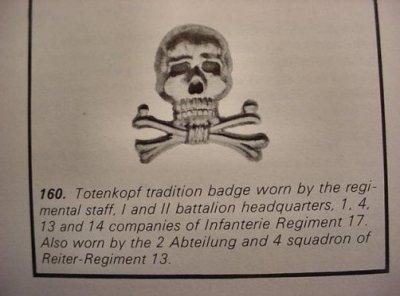 récupération d'un insigne