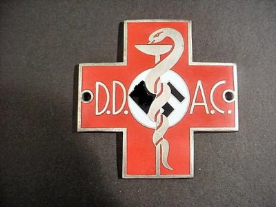 badge médic