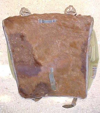 sac en état moyen
