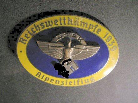 insigne allemand