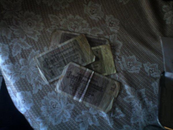 avis de décès et billets