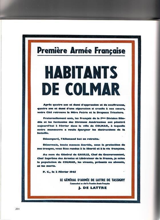 Froid d'enfer sur Colmar