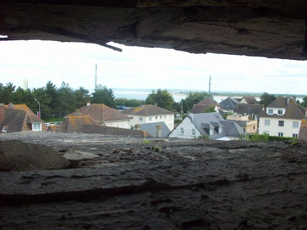 Photo du dernier niveau du grand bunker