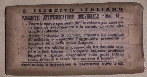 Pansement Italien