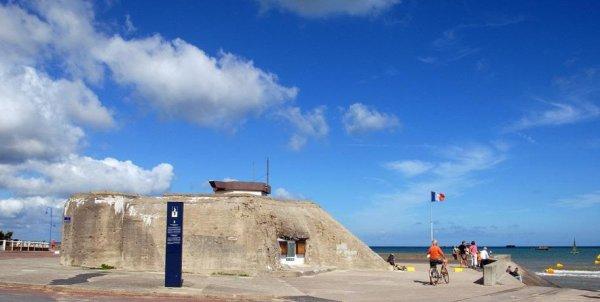 Petite ballade Normande entre mauvais et beaux jours