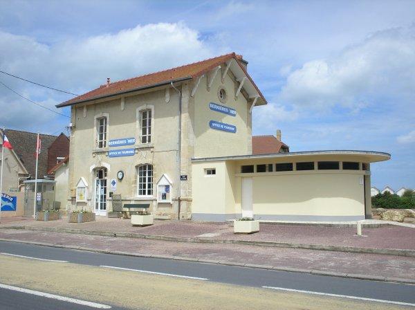 gare de Bernières/Mer