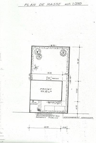4e étape, le dépôt du permis de construire