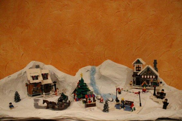 village de Noel 2012