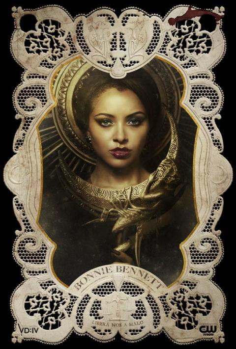Promo des acteurs de The Vampire Diaries pour la Saison 4