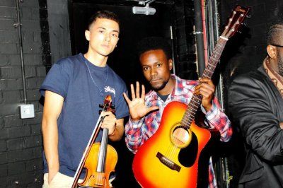 Tres B & Daniel Popovic