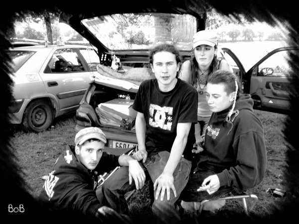 °  Psykotik-BZH, TlescoP,Fuckin'fat Boys près de Vannes  °