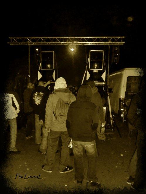 Exode - Non conform, à la Torche, 12fév2011