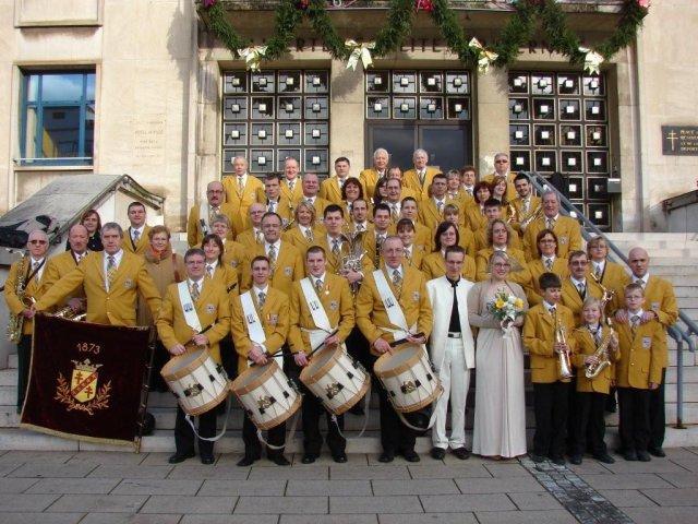Harmonie en Italie avril 2010
