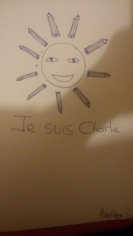 Le soleil est aussi Charlie !