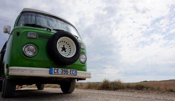 Road Trip en combi jusqu'en Espagne || Été 2015 *******