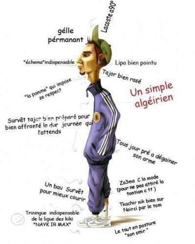 les algeriene des camicase