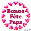 BONNE FETE A TOUS LES PAPA ♥♥♥ A COMMENCER PAR  ♥♥♥ LE MIEN ♥♥♥