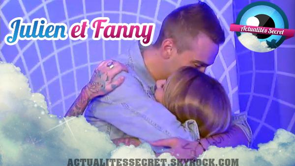 Julien, amoureux de Fanny : Stratégie pour sauver sa peau ?