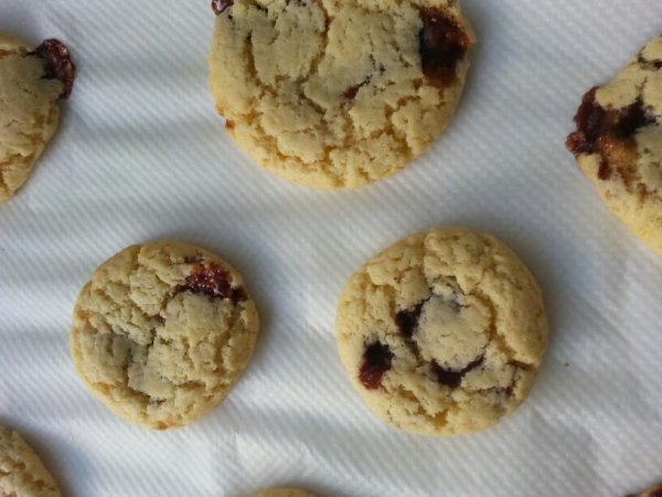 Humm des cookies au carambar