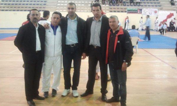 Championnat Nador 14 avril