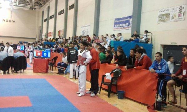 Open d Espagne - Alicante 4-5 mai 2013