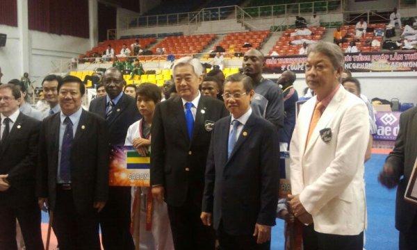 Coupe du Monde des pays Francophone - Ho Chi Min - Vietnam 15 -16 juin 2013