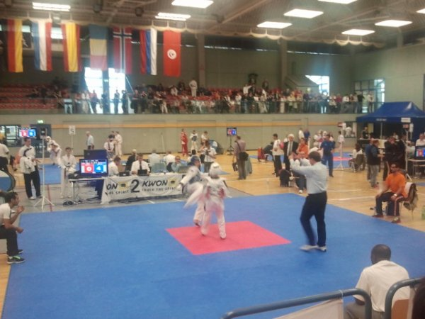 International Masters NRW 2013 Bonn GERMANY  25/26/27 OCTOBRE